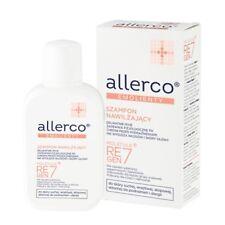 ALLERCO szampon nawilżający 200 ml shampoo do suchej skóry głowy alergia