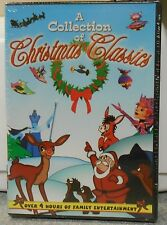 A Collection of Christmas Classics: Rudolph The Red-Nosed Reindeer, The Snow Que