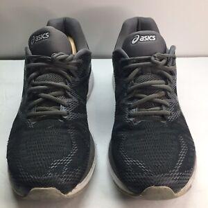 Asics Gel-Nimbus 20 Mens Athletic Running Shoes T800N Mesh Gray Silver Size 13
