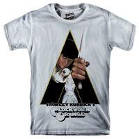 CLOCKWORK ORANGE T-shirt Stanley Kubrick Droog Arancia Meccanica '71