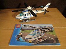 Lego - City - Polizei Hubschrauber Nr. 7741 mit BA