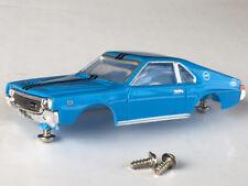 New Thunderjet 1969 LT AMC AMX Tjet HO Slot Car Body Fits Aurora & Dash Chassis