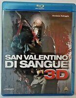 SAN VALENTINO DI SANGUE 3D  - Blu-ray usato ex noleggio, ottime condizioni