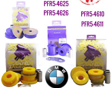 Powerflex Rear Subframe & Diff Bushes Kit Pfr5-4625/4626/4610/4611 For BMW E46