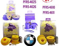 Powerflex Rear Subframe & Diff Bushes Kit Pfr5-4625/4626/4610/4611 For Bmw E46