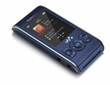 Sony ericsson w595 Blue Original Retro Antique Slide Cell Phone