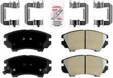 Disc Brake Pad Set-AmeriPro Metallic Front Autopartsource PRM1404