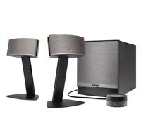 Bose Companion 50 Multimedia Speaker Sound System Energy-saving Mode Black NEW