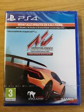 Assetto Corsa Ultimate Edition PS4 Import * New & Sealed Sony Playstation 4 Game