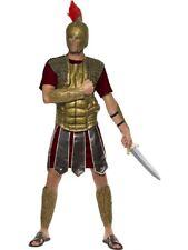 Smiffys Smiffy's - Costume da Gladiatore Uomo Taglia L