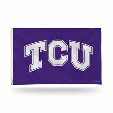 Texas Christian Horned Frogs Ncaa 3X5 Indoor Outdoor Banner Flag with grommets