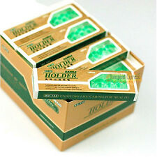 Tar Smoke Tobacco Disposable Cigarette Filter Holders Pack of 50PCS UK Hot Sale