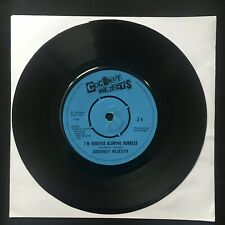 """COCKNEY REJECTS I'm Forever Blowing Bubbles/West Side Boys Z4 7"""" 45 VINYL PUNK"""