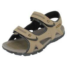 Sandali e scarpe Hi-Tec marrone sintetico per il mare da uomo