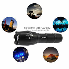 LED Military Torch G700 5000lm ShadowHawk X800 CREE XM-L T6 Zoomable Flashlight