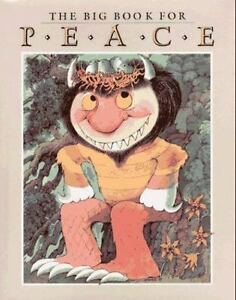 THE BIG BOOK FOR PEACE (by Marilyn Sachs & Ann Durell) 1990 1ST ED - z0921b