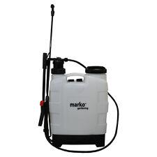 20L Water Bottle Backpack Knapsack Pressure Sprayer Weed Killer