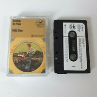 KIKI DEE LOVING AND FREE CASSETTE TAPE 1973 PAPER LABEL EMI ROCKET RECORD CO UK