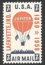 USA 1959 Air Balloon/Aviation/Mail/Aircraft/Transport/History 1v (n25268)