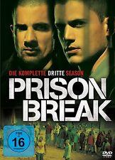 PRISON BREAK, Season 3 (4 DVDs) NEU+OVP