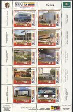 Venezuela 2006 Customs Buildings/Architecture/Money/Commerce 10v sht (n38800)