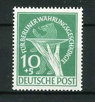 Berlin Währungsgeschädigte - Mi-Nr. 68 - postfrisch ** - Mi. 100,-
