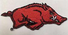 Arkansas patch razorbacks patch University of Arkansas patch  3.75 inch wide