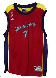 Michelle Timms #7 Phoenix Mercury WNBA Champion Jersey Size L