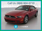 2014 Ford Mustang V6 Premium Convertible 2D Keyless Entry Dual Air Bags Side Air Bags Power Soft Top Air Conditioning Power