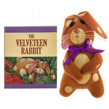 The Velveteen Rabbit Mini Plush Toy & Illustrated Book