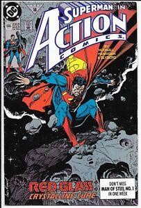 DC Comics - Superman in Action Comics - #666 Jun 1991