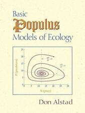 Basic Populus Models of Ecology by Alstad, Donald