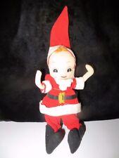 Vintage Spun Cotton Santa Claus Doll