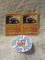 Pokémon TCG 2x KABUTO #77/181 Uncommon Mint TAG TEAM UP Fighting Type English