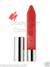 Clinique Chubby Stick ♡ TWO TON TOMATO ♡ FULL SIZE NEW & BOXED Red Lipgloss Balm