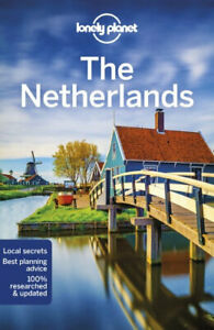 NEW The Netherlands By Lonely Planet Travel Guide Paperback Free Shipping