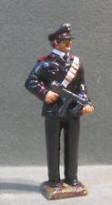 soldatini di piombo  Carabiniere ditta il Plantageneto scala 1/24 TOY SOLDIERS
