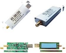 RTL-SDR Blog R820T2 RTL2832U 1PPM TCXO SMA Software Defined Radio Silver