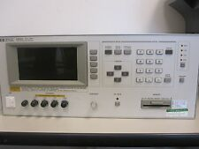 Hewlett Packard 4284A 20Hz-1Mhz Precision Lcr Meter, Working Condition W/O Cable