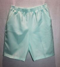 Millers Brand Light Emerald Smart Shorts Size 12 BNWT #TD74