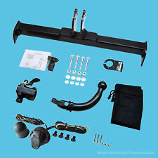 Towbar Detachable + Electric Kit Land Rover Freelander 2 II 2007On LR2