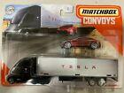 Matchbox Convoys Series Box Trailer with Model S Tesla