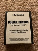 Double Dragon (Atari 7800 ProSystem) Untested, **CARTRIDGE ONLY**