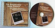 The Anniversary Song Project - cd-PROMO - A BETTER LIFE © 2013 - EU-1-Track-CD
