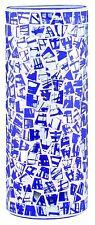 998.46 Paulmann pantallas Living 2 Fácil Cristal FABRO mosaico azul