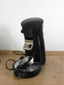 Philips Senseo Viva Cafè HD 7825 Kaffeepadmaschine, Schwarz