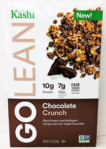 Kashi Go Lean Chocolate Crunch Cereal 12.2 oz