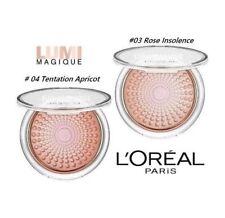 L'Oreal Lumi Magique Pearl iluminating Powder Polvo iluminador Maquillaje Loreal
