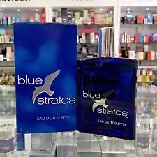 BLUE STRATOS EDT SPLASH 125 ML BY SHULTON