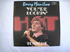 """BARRY MANILOW - Vinyl - You're Looking Hot Tonight 12"""" 45rpm"""